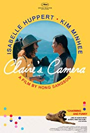 Watch Free Claires Camera (2017)