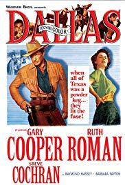Watch Free Dallas (1950)