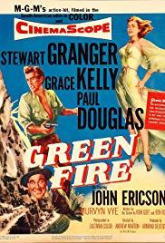 Watch Free Green Fire (1954)