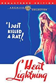 Watch Free Heat Lightning (1934)