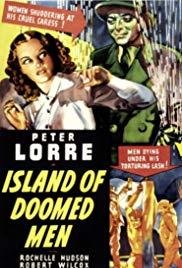 Watch Free Island of Doomed Men (1940)