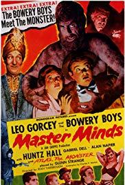 Watch Free Master Minds (1949)
