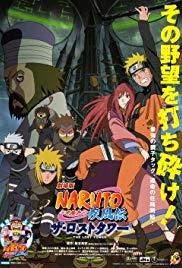 Watch Free Naruto Shippûden: The Lost Tower (2010)