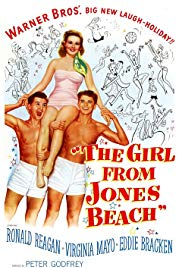 Watch Free The Girl from Jones Beach (1949)