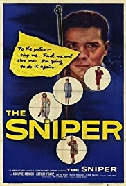 Watch Free The Sniper (1952)
