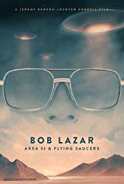 Watch Free Bob Lazar: Area 51 & Flying Saucers (2018)
