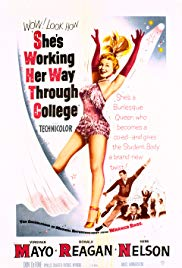 Watch Free Shes Working Her Way Through College (1952)
