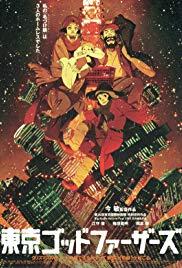 Watch Free Tokyo Godfathers (2003)