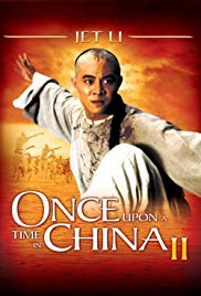 Watch Free Once Upon a Time in China II (1992)
