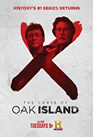 Watch Free The Curse of Oak Island (2014 )