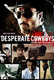 Watch Free Desperate Cowboys (2018)