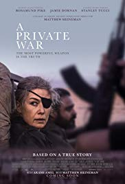 Watch Free A Private War (2018)