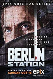 Watch Free Berlin Station (2016 )