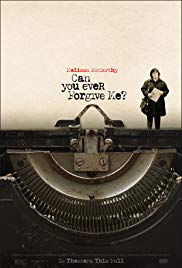 Watch Free Can You Ever Forgive Me? (2018)