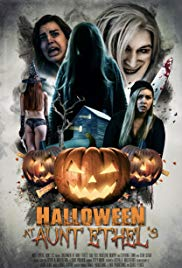 Watch Free Halloween at Aunt Ethels (2018)