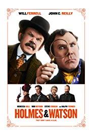 Watch Free Holmes & Watson (2018)