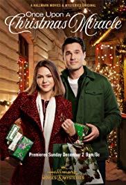 Watch Free Once Upon a Christmas Miracle (2018)