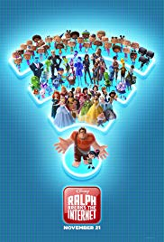 Watch Free Ralph Breaks the Internet (2018)