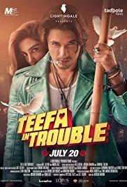 Watch Free Teefa in Trouble (2018)