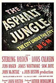 Watch Free The Asphalt Jungle (1950)