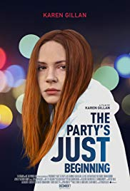 Watch Free The Partys Just Beginning (2018)