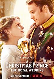 Watch Free A Christmas Prince: The Royal Wedding (2018)
