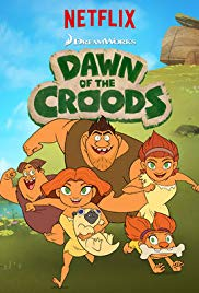 Watch Free Dawn of the Croods (20152017)
