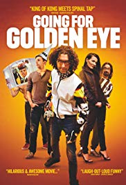 Watch Free Going for Golden Eye (2017)