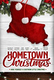 Watch Free Hometown Christmas (2018)