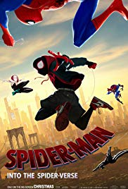 Watch Free SpiderMan: Into the SpiderVerse (2018)