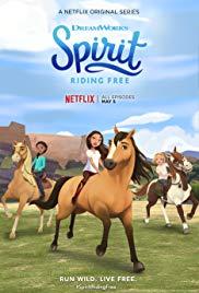Watch Free Spirit Riding Free (2017 )