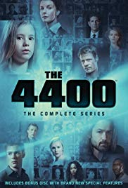 Watch Free The 4400 (20042007)