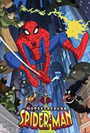 Watch Free The Spectacular SpiderMan (20082009)
