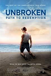 Watch Free Unbroken: Path to Redemption (2018)