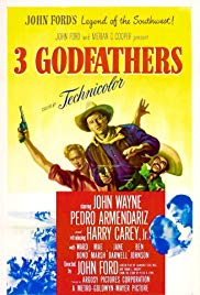 Watch Free 3 Godfathers (1948)