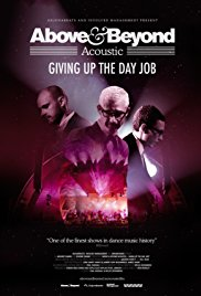 Watch Free Above & Beyond: Giving Up the Day Job (2018)