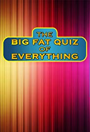 Watch Free The Big Fat Quiz of Everything (2018)