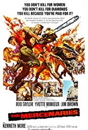 Watch Free Dark of the Sun (1968)
