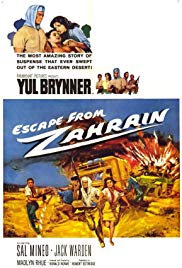 Watch Free Escape from Zahrain (1962)