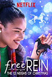 Watch Free Free Rein: The Twelve Neighs of Christmas (2018)