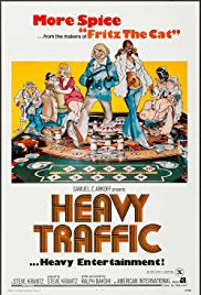 Watch Free Heavy Traffic (1973)