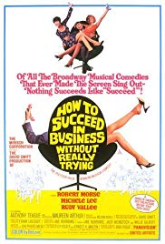 Watch Free How to Succeed in Business Without Really Trying (1967)