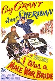 Watch Free I Was a Male War Bride (1949)