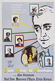 Watch Free Our Man in Havana (1959)