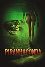 Watch Free Piranhaconda (2012)