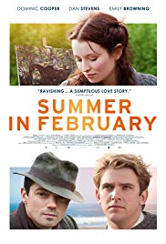 Watch Free Summer in February (2013)