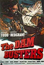 Watch Free The Dam Busters (1955)