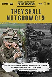 Watch Free They Shall Not Grow Old (2018)