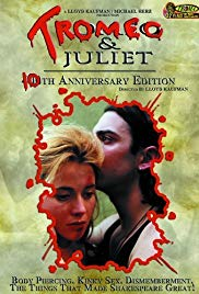 Watch Free Tromeo and Juliet (1996)