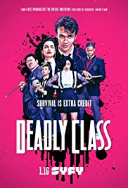 Watch Free Deadly Class (2019 )